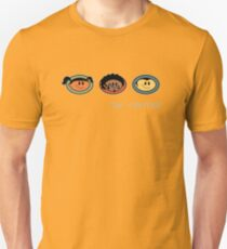 Be Normal: Super Normal Diversity Friends - Earthtones Unisex T-Shirt
