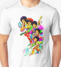 J-5 CARTOON: ORIG. IMAGE Unisex T-Shirt