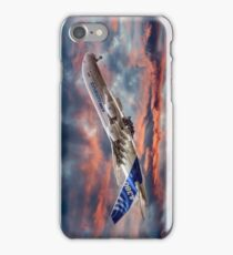 Airbus A380 - Sunset for Iphone iPhone Case/Skin