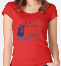 Bibbidi Bobbidi Boo Women's Fitted Scoop T-Shirt