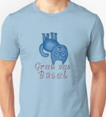 Greetings from Basel Unisex T-Shirt