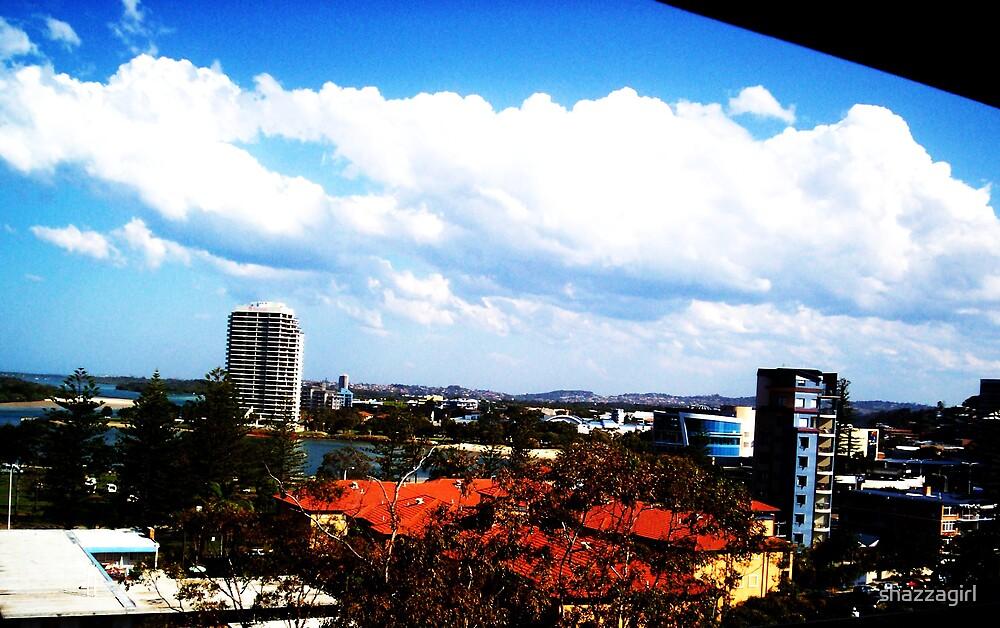 The Sky.. by shazzagirl