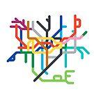 Mini Metro - London, United Kingdom by transitoriented