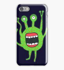 Alien Monster iPhone Case/Skin