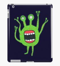 Alien Monster iPad Case/Skin