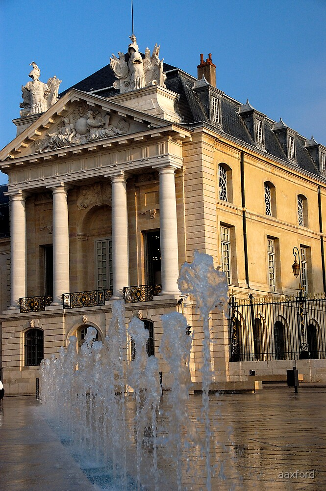 Dijon, France - 9th Oct 2007 by aaxford