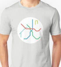 Mini Metros - Kiev, Ukraine Unisex T-Shirt