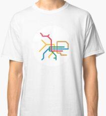 Mini Metro - Taipei, Taiwan Classic T-Shirt