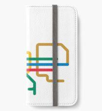 Mini Metro - Taipei, Taiwan iPhone Wallet/Case/Skin