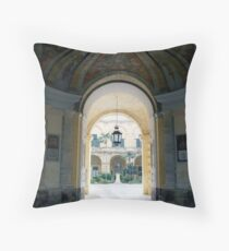Maltese Government Throw Pillow