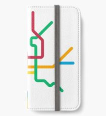 Mini Metros - Washington, United States iPhone Wallet/Case/Skin