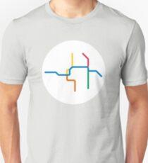 Mini Metros - Portland, United States T-Shirt