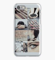 The Hunger Games Aesthetic iPhone Case/Skin