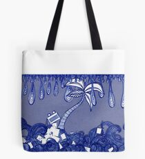 Snail Mail - Waves 3 Tote Bag