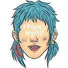 I found myself by Ilustrata Design