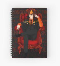 Boss Tsunayoshi Spiral Notebook