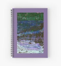 Rhythms of Summer (multi) Spiral Notebook