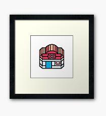 Pokemon Center Framed Print