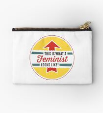 This is what a Feminist Looks Like Studio Pouch