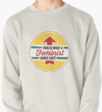 This is what a Feminist Looks Like Pullover