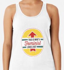 This is what a Feminist Looks Like Women's Tank Top
