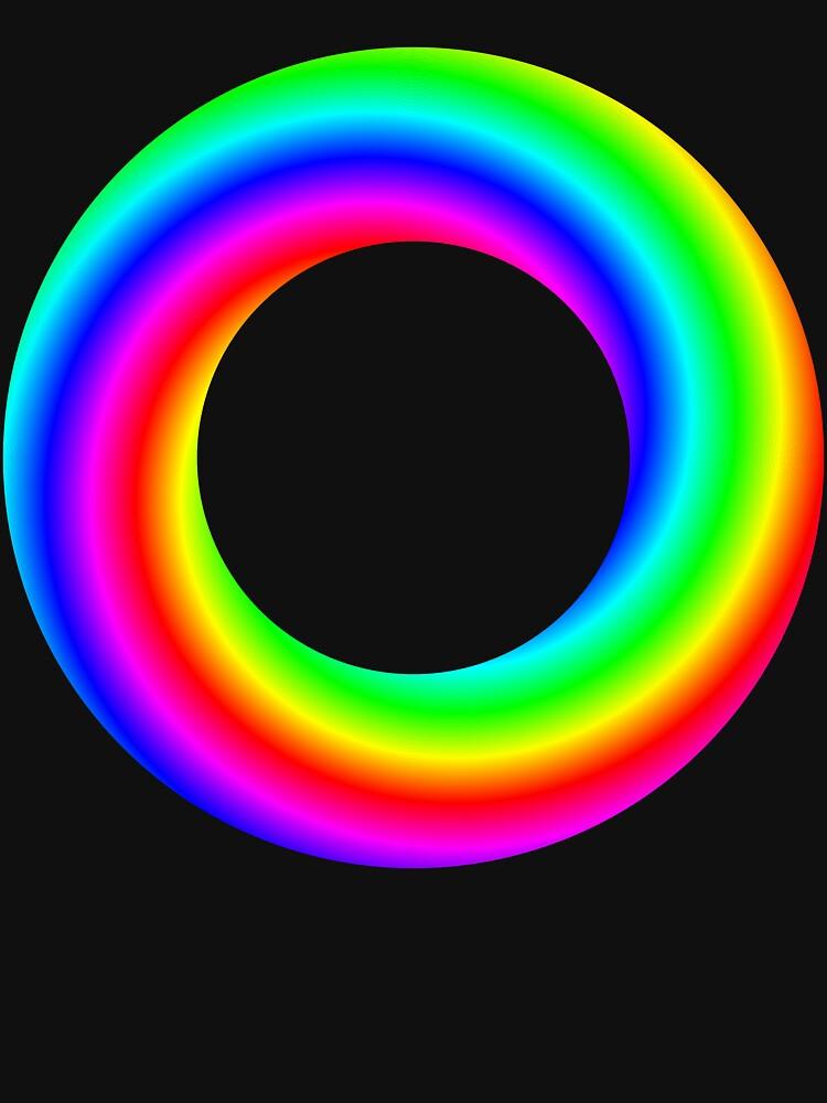 Colour Donut #2 by davepearson