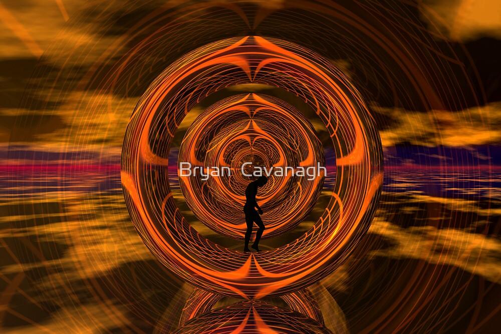 Wheel of Fate by Bryan  Cavanagh