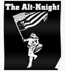 The Alt-Knight. Poster