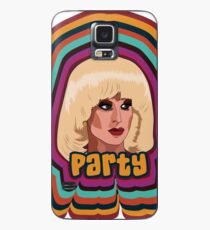 Katya Zamolodchikova - Party Case/Skin for Samsung Galaxy