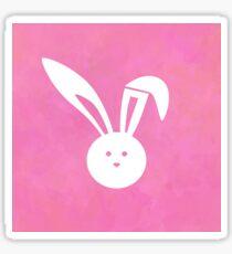 An Adorable Bunny Rabbit Sticker