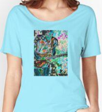 Bob Weir 3 Women's Relaxed Fit T-Shirt