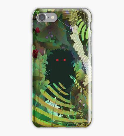 Jungle Monster ! iPhone Case/Skin