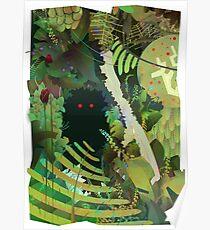 Jungle Monster ! Poster