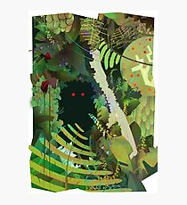 Jungle Monster ! Photographic Print