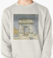 Charles Rennie Mackintosh - Rome, Arch Of Titus Pullover