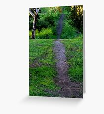 Onward, Ever Upward !!!! Greeting Card