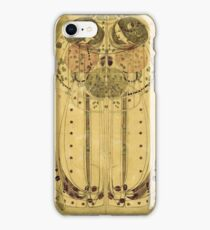 Charles Rennie Mackintosh - The Wassail iPhone Case/Skin