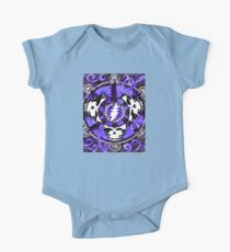 If the Thunder Don't Get ya Then The Lightin' Will - Design 1 Kids Clothes