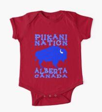Piikáni Nation Kids Clothes