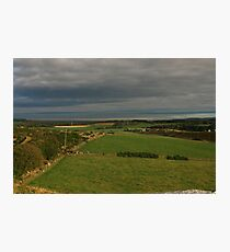 Rural Aberdeenshire Photographic Print