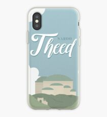 Galactic Travel - Naboo - Theed iPhone Case