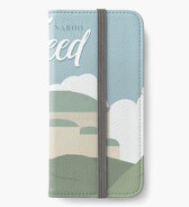 Galactic Travel - Naboo - Theed iPhone Wallet/Case/Skin