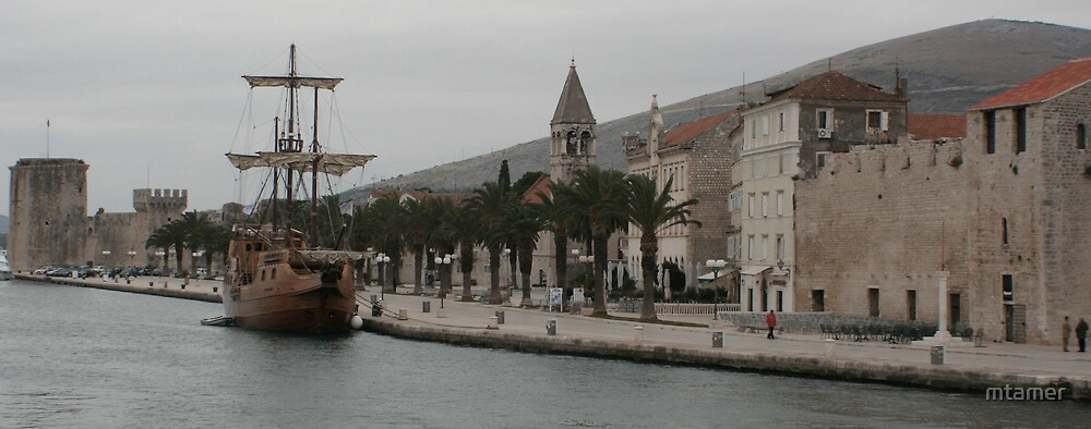 Trogir Front by mtamer