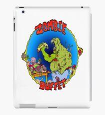 Zombie Buffet iPad Case/Skin