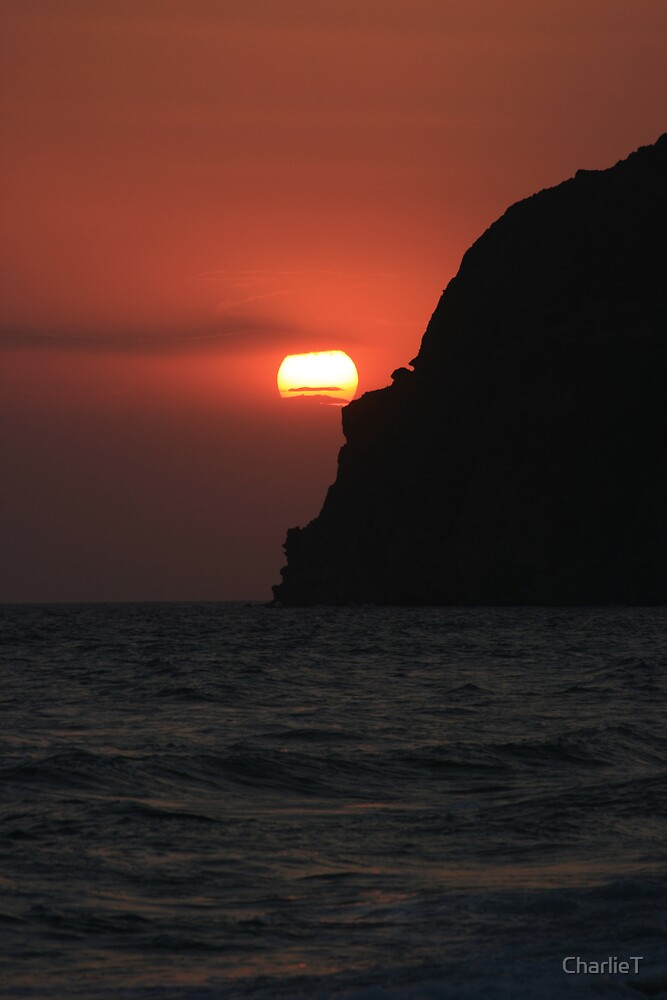 Lesvos Sunset by CharlieT