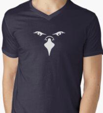 Minimalist Falcon Men's V-Neck T-Shirt