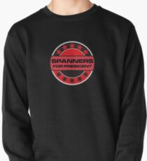 Spanners For President Pullover