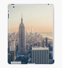 New York Sunset iPad Case/Skin