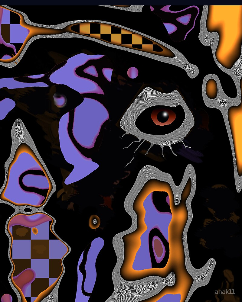 Evil Eye by anak11