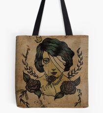 One-Eyed Myra Tote Bag